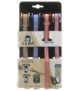 CAMP Tricam dyneema set (0.5 - 2.0)