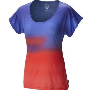 Mountain Hardwear Women's DrySpun Ombre Short Sleeve - XL