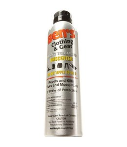Ben's Clothing & Gear Insect Repellent Spray 6oz