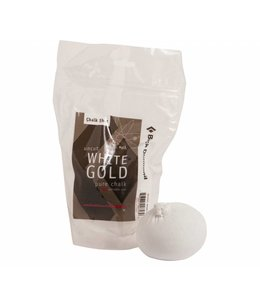 Black Diamond White Gold Refillable Chalk Shot