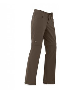 Outdoor Research Women's Ferrosi Convertible Pants-Mushroom-10