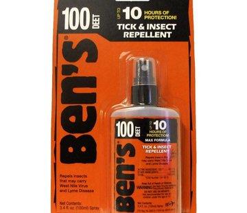 Ben's Ben's 100 Tick and Insect Repellent 3.4oz Pump