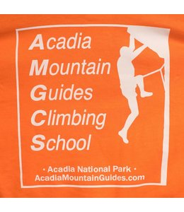 Acadia Mountain Guides Logo Long Sleeve Shirt