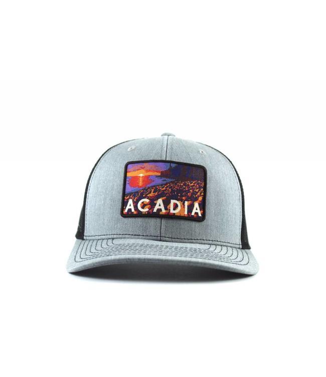 2de72ea2 Acadia Trucker Hat - Alpenglow Adventure Sports