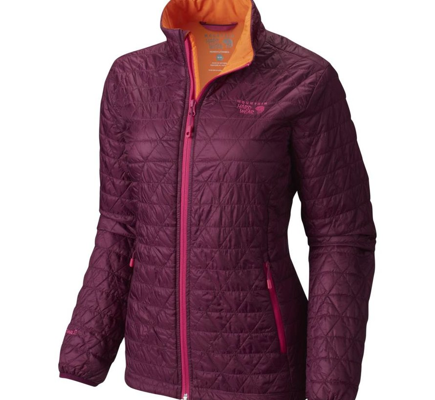 Women's Micro Thermostatic Jacket