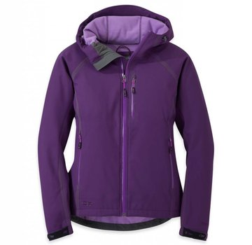 Outdoor Research Women's Mithril Jacket-Elderberry- S