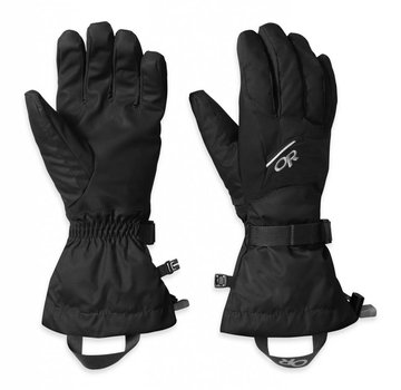 Outdoor Research Men's Adrenaline Gloves Black