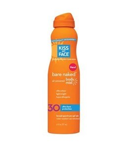 Kiss My Face Continuous Spray Sunscreen SPF 30