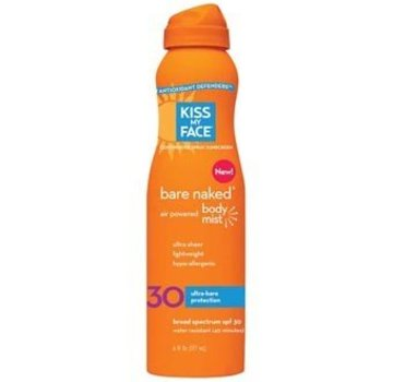 Kiss My Face Continuous Spray Sunscreen SPF 30