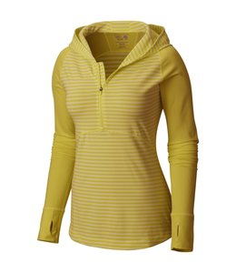 Mountain Hardwear Women's Butterlicious Long Sleeve Hoody
