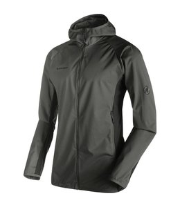 Mammut Men's Kento Light SO Hooded Jacket