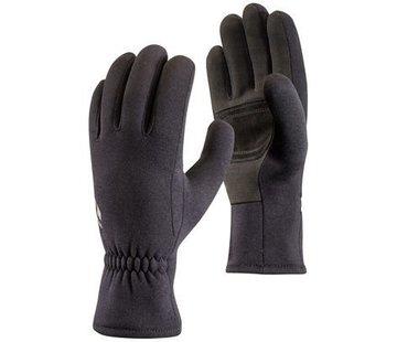 Black Diamond Midweight ScreenTap Fleece Gloves Black