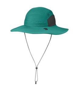 Mountain Hardwear Chiller Wide Brim Hat- Glacier Green- Reg