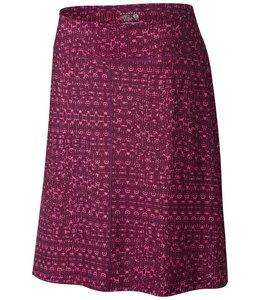 Mountain Hardwear Women's DrySpun Perfect Printed Skirt- XS