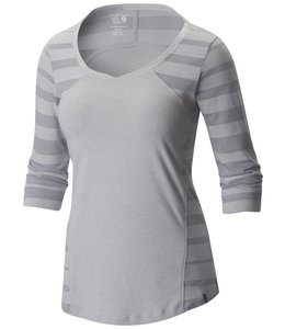 Mountain Hardwear Women's DrySpun Perfect Elbow T
