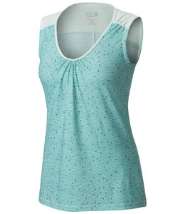 Mountain Hardwear Women's DrySpun Printed Sleeveless T