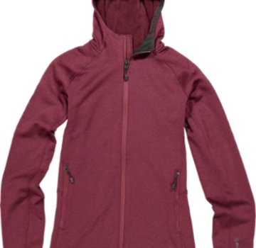 Black Diamond Women's Compound Hoody - XL Merlot