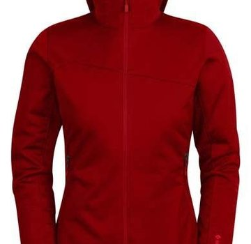 Black Diamond Women's Coalesce Hoody- Deep Torch- XS