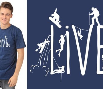 Mount Inspiration LIVE T-Shirt