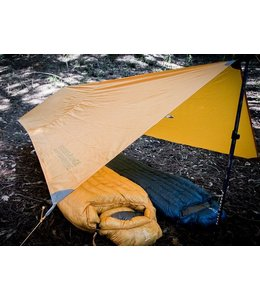 Brooks Range Ultralite Mini Guide Tarp- Dark Green- Dark Green