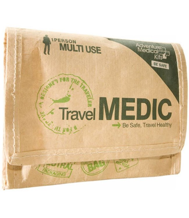 Adventure Medical Kits Travel Medic Medical Kit