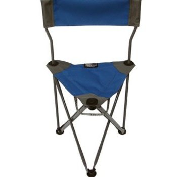 Travel Chair Ultimate Slacker 2.0 Camp Chair Blue