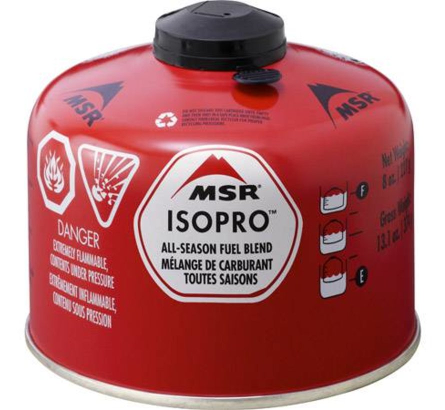 IsoPro Canister Fuel