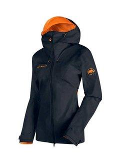 Mammut Women's Nordwand Advanced HS Hooded Jacket Night XL