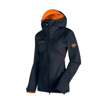Mammut Women's Nordwand Advanced HS Hooded Jacket Night XL
