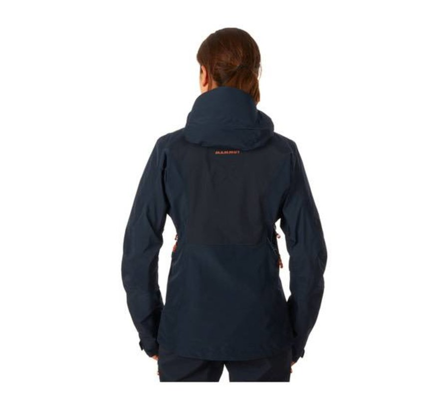 Women's Nordwand Advanced HS Hooded Jacket Night XL