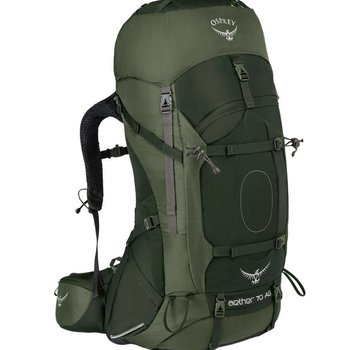 Osprey Men's Aether AG 70 Pack with DayLid