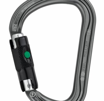 Petzl William Locking Carabiner