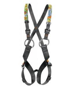 Petzl Kid's Simba Full-Body Climbing Harness