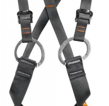 Petzl Kid's Simba Full-Body Climbing Harness