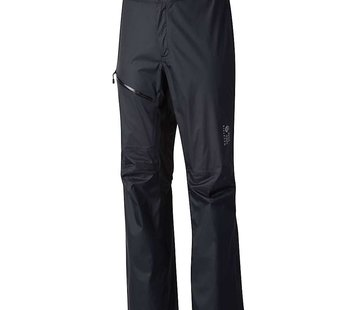 Mountain Hardwear Men's Exponent Pants - Black - XXL