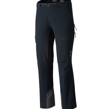 Mountain Hardwear Men's Super Chockstone Pant Black Regular - XXL