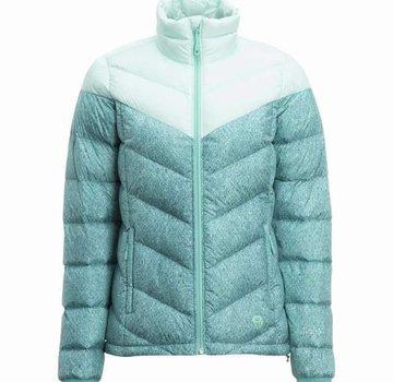 Mountain Hardwear Women's Ratio Down Jacket - M- Spruce Blue