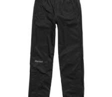 Marmot Kid's PreCip Pants - Black S