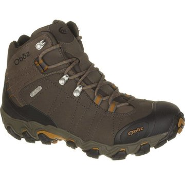 Oboz Men's Bridger Mid BDry Hiking Boots- 8 - Sudan