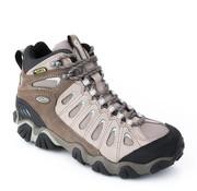 Oboz Women's Sawtooth Mid BDry Hiking Boots- Iceberg 6