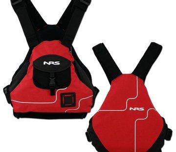 NRS Ninja PFD Red- XXL