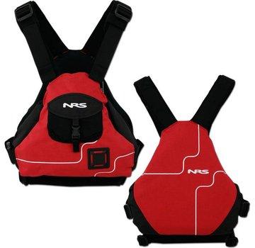 NRS Ninja PFD Red