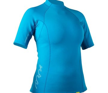 NRS Women's HydroSkin 0.5 Short Sleeve Shirt