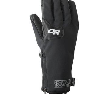 Outdoor Research Men's Stormtracker Sensor Gloves- Black- L
