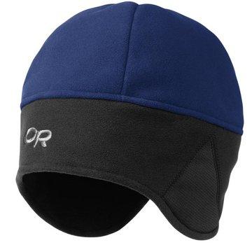 Outdoor Research Wind Warrior GORE-TEX® INFINIUM™ Hat- S/M- Abyss Black