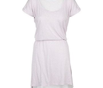 Carve Designs Women's Bennett T-Shirt Dress- Caribbean Stripe- S