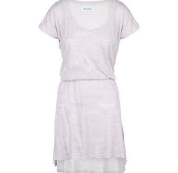 Carve Designs Women's Bennett T-Shirt Dress- Caribbean Stripe- S
