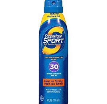 Coppertone Sport C-Spray SPF 30