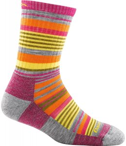 Darn Tough Kids Sierra Stripe Jr. Micro Crew Light Cushion Sock