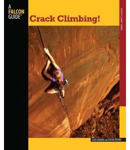 Falcon Guide Falcon Guides Crack Climbing! Book